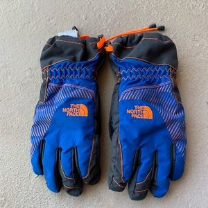 The North Face Hyvent winter gloves